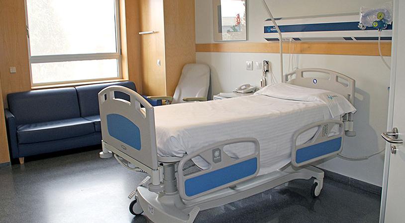 Internamentos hospitalares de dessensibilização