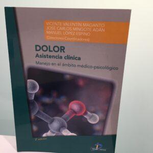 SHC Medical elabora um capítulo do livro «Dor. Assistência Clínica»